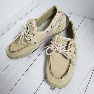 Sperry Top Sider Girl Intrepid Moccasin Loafers